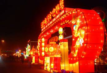 江苏大型彩灯制作工艺