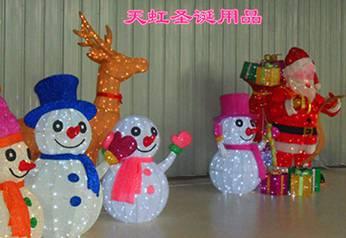 圣诞彩灯制作