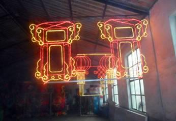 江苏城市灯杆亮化规划