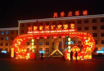 湖南大型彩灯制作商