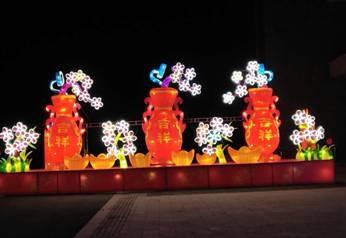 大型花灯制作
