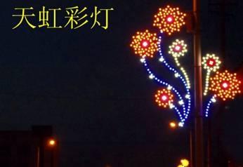 城市灯杆亮化工程